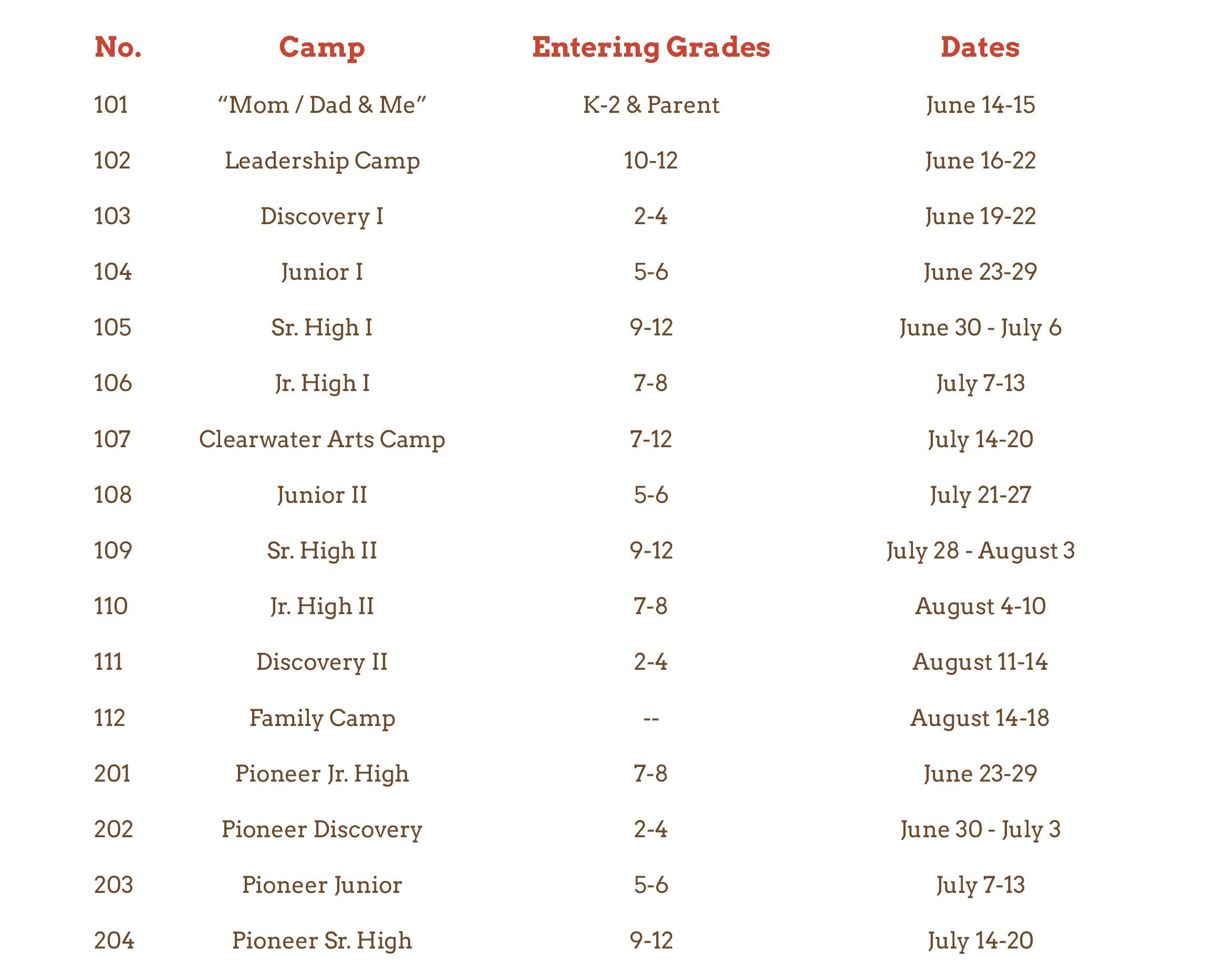 CampSpalding_19schedule